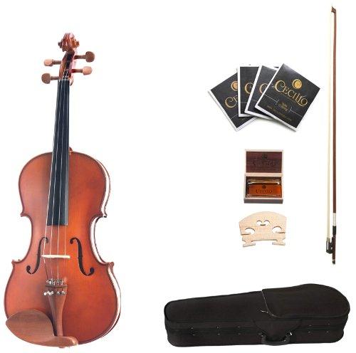 cecilio-cva-400-14-inch-solid-wood-flamed-viola
