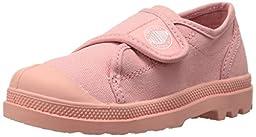 Palladium Pampa Velcro Oxford (Toddler), Raspberry, 6 M US Toddler
