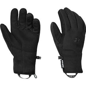 Outdoor Research Women's Gripper Gloves, Black, Medium
