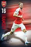 Arsenal F.C. アーセナル ポスター ラムジー 23