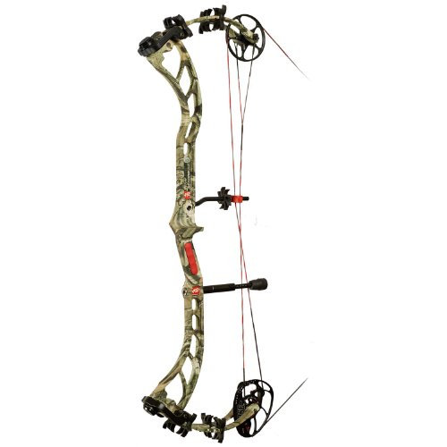 PSE Bow Madness Right Hand 3G Bow, 70-Pound, Mossy Oak Break Up Infinity