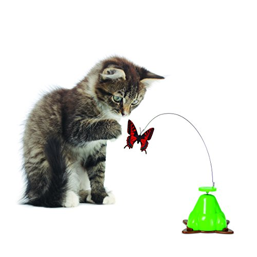 Fly By Spinner Cat Toy