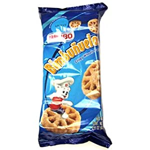 Bimbunelos Bimbo - Bunuelos Crispy Wheels Pastry 2.11 oz - 3 units
