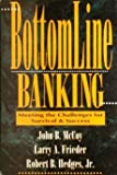 img - for Bottomline Banking book / textbook / text book