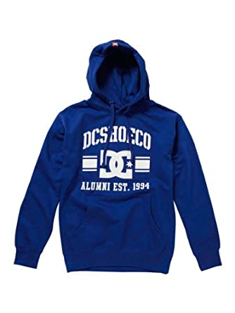 DC - Young Mens Rd Alumni Po Hoodie, Size: XX-Large, Color: Royal