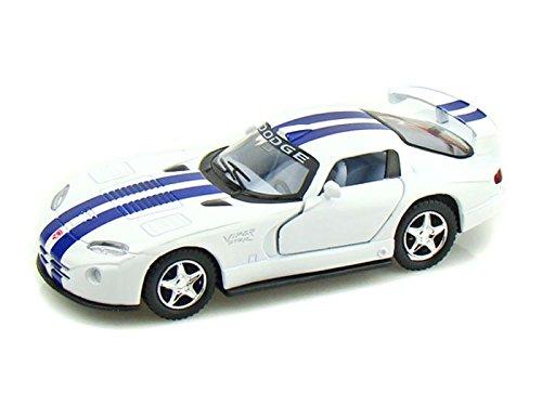 Dodge Viper Gtsr 1/36 White
