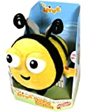 The Hive 10 Inch Buzzbee Electronic Talking Plush Toy