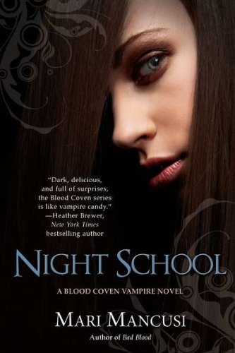 Image of Night School (A Blood Coven Vampire Novel)
