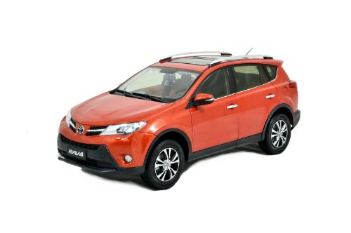 paudi-model-118-scale-toyota-model-car-rav4-2013-suv-diecast-model-car-orange-rav