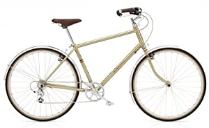 Cityrad Electra Ticino 8D gold patina (Rahmengröße: 48 cm)