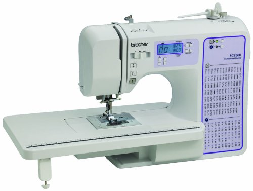 sc9500 sewing machine review