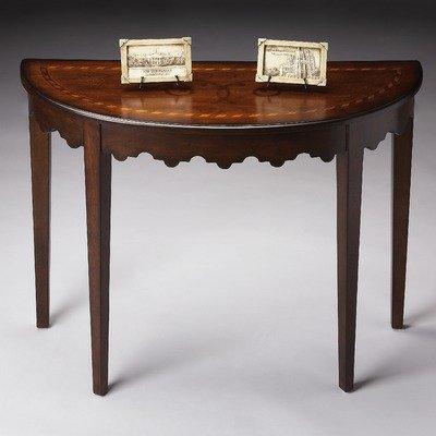 Cheap Butler Demilune Console Table – Plantation Cherry (B003XKVZEY)