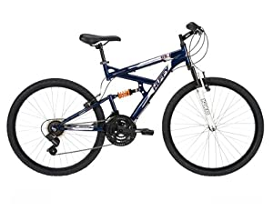 Buy Huffy Mens DS-3 Mountain Bike, Midnight Blue, 26-Inch Medium by Huffy