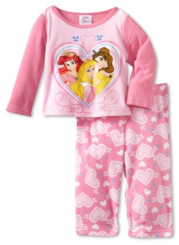 Ame Sleepwear Infant Sweetheart Princess Pajama Set, Multi, 18 Months