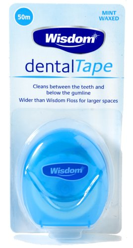 Wisdom Dental Tape 50m