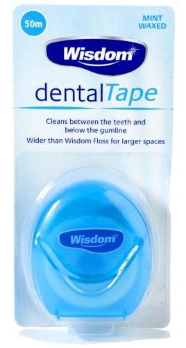 Wisdom Dental Tape 50m