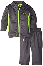 Under Armour Baby and Boys' Precision Tricot Set