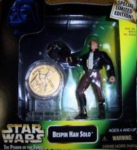 POTF2 Millenium Minted Coins: Han Solo in Bespin Gear