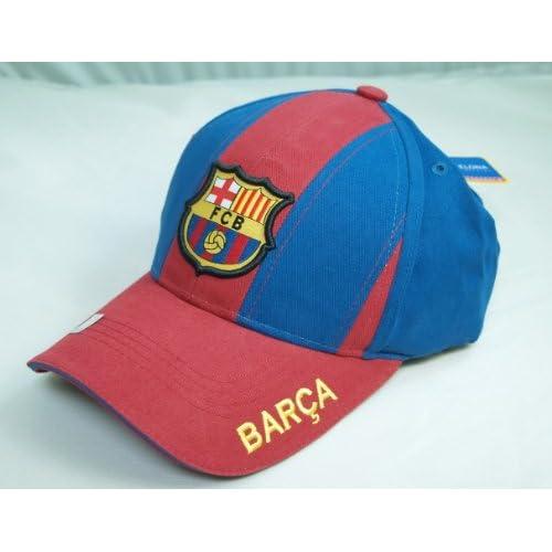 FC BARCELONA OFFICIAL TEAM LOGO CAP / HAT   FCB019