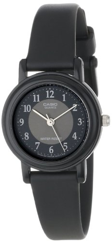 Casio Women's LQ139A-1B3 Black Classic Analog Casual Watch image