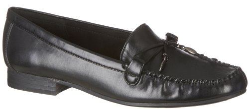 Mootsies Tootsies Mallory Womens Loafers BLACK 8 M Wmns