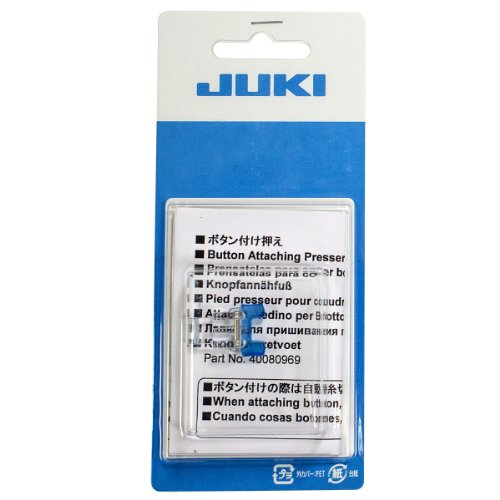 Juki Button Sewing Foot (Juki Button Hole Machine compare prices)