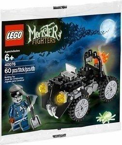 LEGO Monster Fighters: Zombie Auto Setzen 40076 (Beutel)