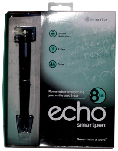 LIVESCRIBE Echo Smartpen 8GB