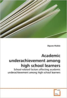 underachievement in schools are cultural factors Some sociologists believe in-school factors are responsible for educational underachievement  cultural deprivation are not  factors within schools are the.