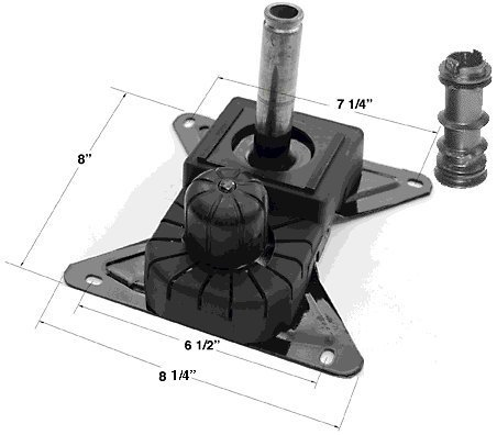 Chromcraft Swivel Tilt Mechanism (only fits Chromcraft) (Chromcraft Parts compare prices)