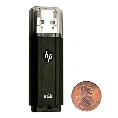 HP v125w 8 GB USB 2.0 Flash Drive P-FD8GBHP125-GE