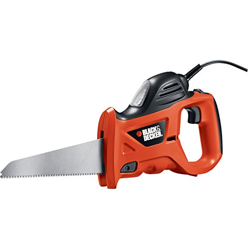 Black & Decker PHS550B 3.4 Amp Powered Handsaw with Storage Bag (Black Decker Saw compare prices)