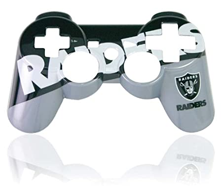 PS3 Official NFL Oakland Raiders Controller Faceplate