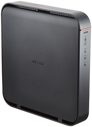 BUFFALO AOSS2 11n/a/g/b 300プラス300Mbps 無線LAN親機 WZR-600DHP2