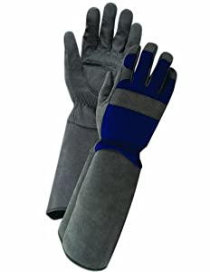 Magid te194t l terra collection professional for Gardening gloves amazon