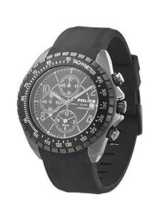 Police Navy-X Black Watch 10962JSUB/02