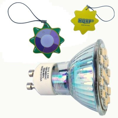 GU10 LED Light Bulbs - 15 LEDs SMD5050 Automotive LED Bulb