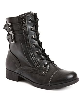 G by GUESS Women's Barb Black Boot 8 M