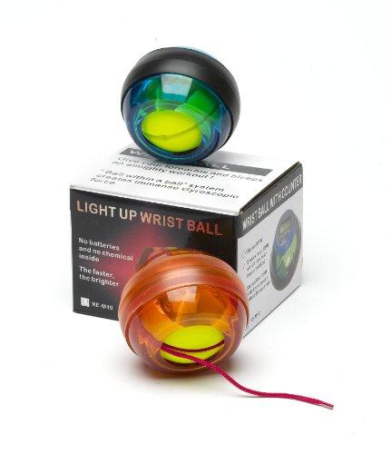 Light Up Wrist Ball
