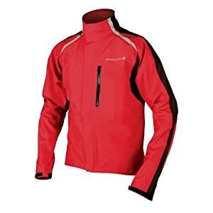 Endura Flyte Jacket - Men's Red, L