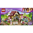 LEGO® Friends Girls Heartlake Horse Stable w/ Mini Doll Figures | 3189