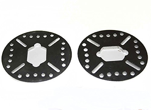 Losi 5ive-T Spare Part Truck Brake Discs Break Disk (2) B3231 L5T®