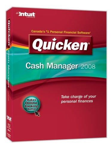 Quicken Cash Manager 2008 [OLD VERSION]
