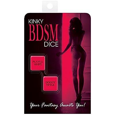 Kheper Kinky BDSM Dice