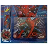 SPIDERMAN Watch and Wallet