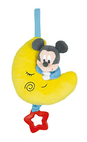 Clementoni 14534 - Baby Mickey Morbida Luna Musicale
