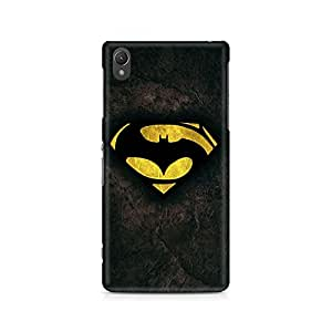 Ebby Batman vs Superman Dawn of Justice Premium Printed Case For Sony Xperia Z5 Dual