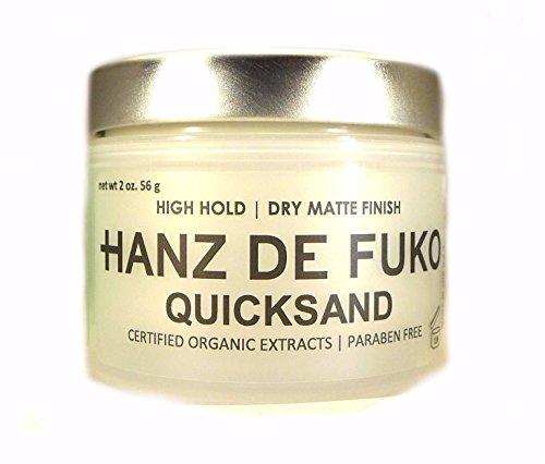 Hanz de Fuko Quicksand, 2 oz. (Hanz De Fuko Wax compare prices)