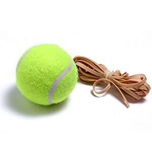 Buy Fangcan Trainning Tennis Ball with String Yellow Color by FANGCAN