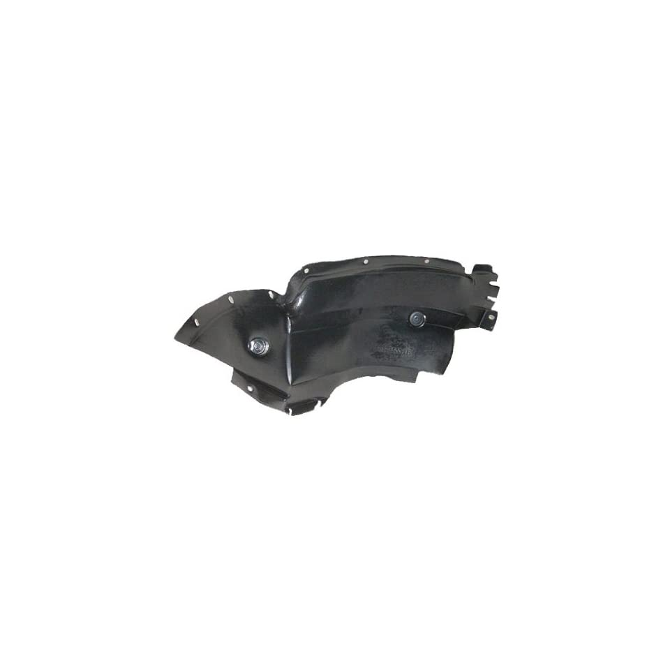 OE Replacement Chevrolet Cavalier Front Driver Side Fender Inner Panel (Partslink Number GM1248119)
